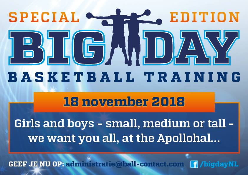 Flyer BigDay Apollohal
